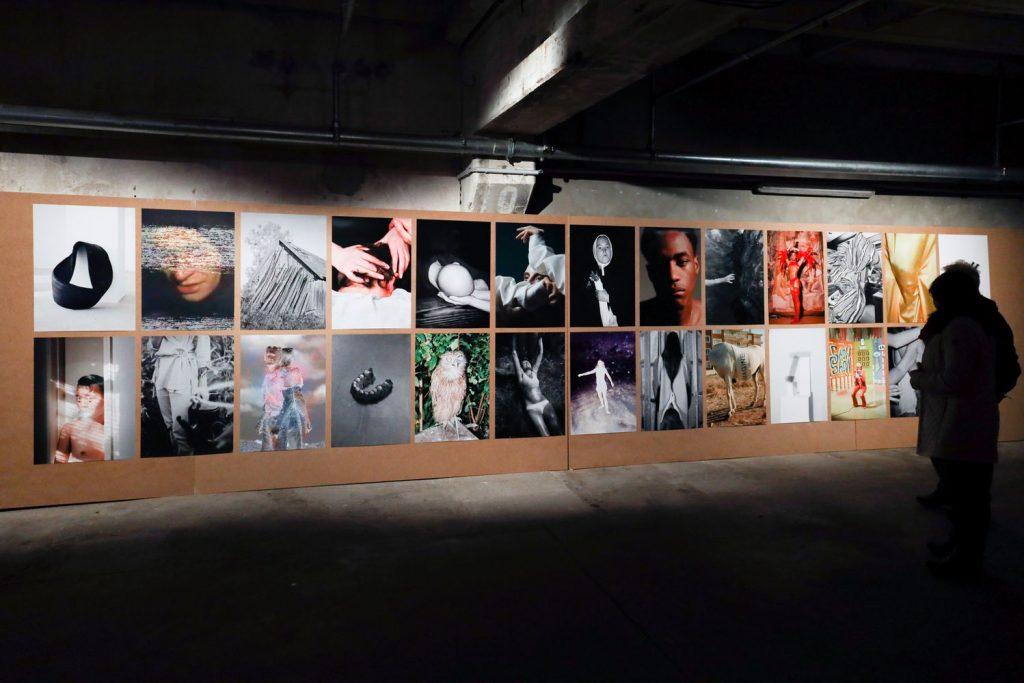Dustin Thierry - Der Greif x Berlin Photo Week Poster Print (2019)