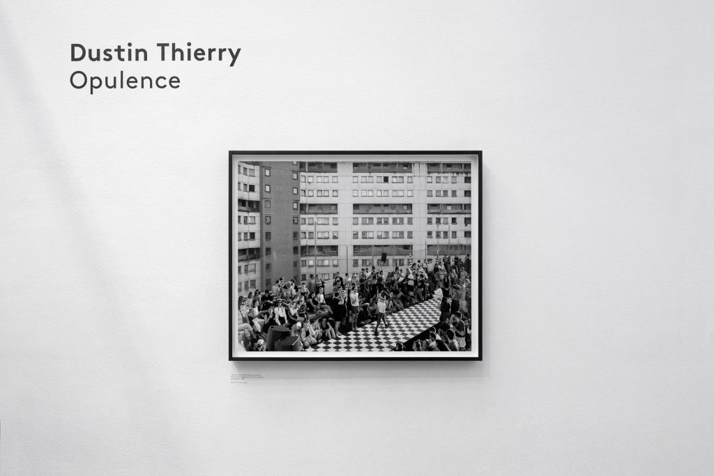 Dustin Thierry - Solo Exhibition