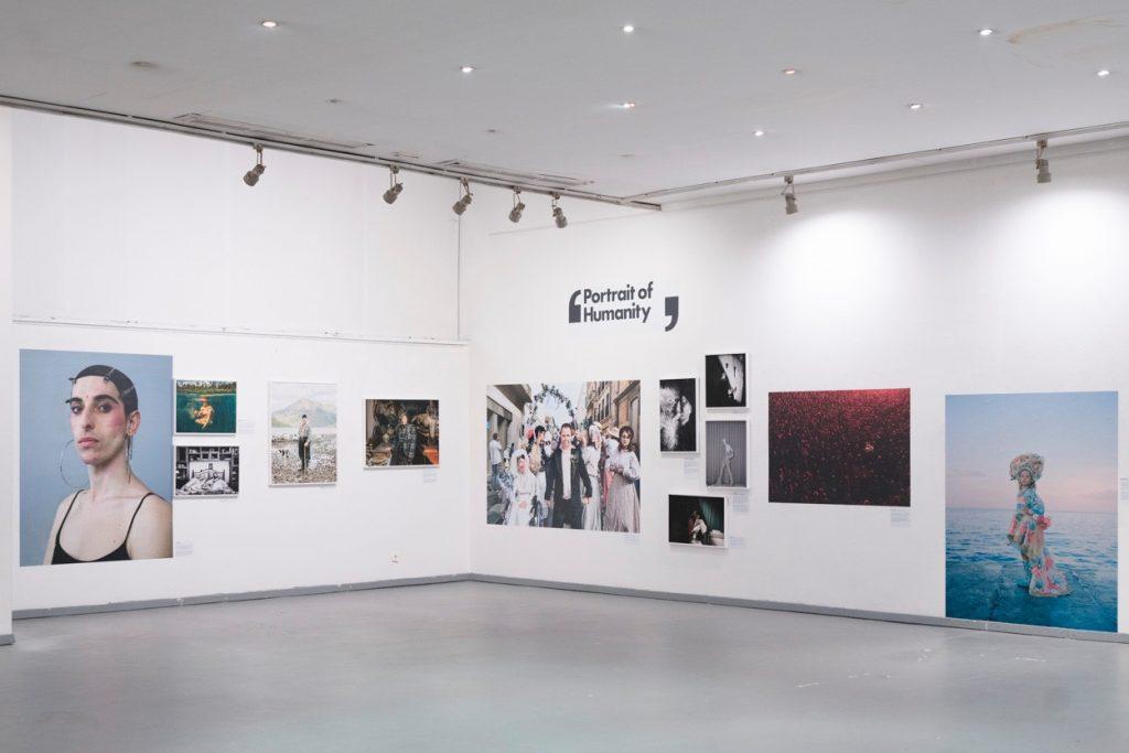 Dustin Thierry - Portrait of Humanity Galerija Zvonimir (2020)