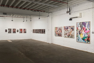 Dustin Thierry - dustin thierry, exhibition, new york, opulence